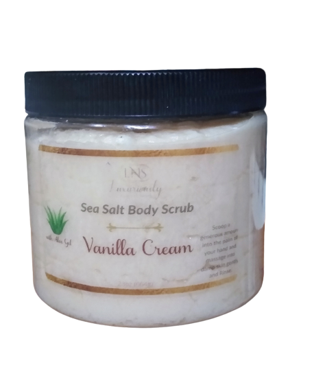 Sea Salt Body Scrub
