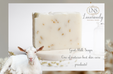 Products with Goat Milk