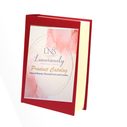 ebook: Luxuriously Natural Soaps Product Catalog