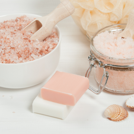 Indulge Himalayan Salt Bath